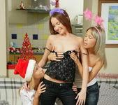 Lesbian Sex with Aliza, Abby & Alisa - Lez Cuties 2