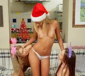 Lesbian Sex with Aliza, Abby & Alisa - Lez Cuties 7