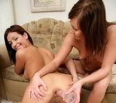 Horny Lesbians Zaria & Kamilla - Lez Cuties 15