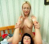 Orina & Amira Eating Pussy - Lez Cuties 9