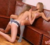 Kelly & Natalia Hardcore Lesbians - Lez Cuties 4