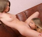 Kelly & Natalia Hardcore Lesbians - Lez Cuties 10