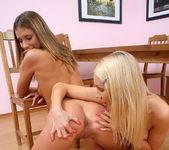 Horny Lesbians Natalia & Iris - Lez Cuties 7