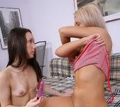 Aliza & Felicity Eating Pussy - Lez Cuties 8