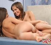 Lesbian Action with Grace & April - Lez Cuties 20