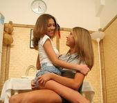 Natalia & Ally N. Eating Pussy - Lez Cuties 2