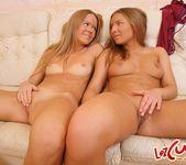 Charlene & Linda D. Eating Pussy - Lez Cuties 19