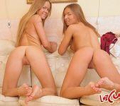 Charlene & Linda D. Eating Pussy - Lez Cuties 20