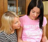 Lesbian Action with Sasha & Linda D. - Lez Cuties 2