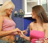 Krystal & Odetta Licking Pussy - Lez Cuties 2