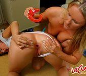 Andy & Zoya Playing Lesbians - Lez Cuties 17