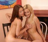 Lis & Lilja Toying Lesbians - Lez Cuties 20