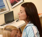 Horny Lesbians Eileen & Lis - Lez Cuties 5