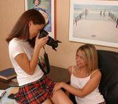 Aliza & Lilja Eating Pussy - Lez Cuties 2