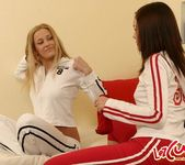 Dirty Lesbians Jeannie & Lis - Lez Cuties 2