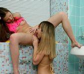 Eileen & Aubrie Eating Pussy - Lez Cuties 15