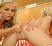 Lesbian Action with Antonya & Barbie White - Lezbo Honeys 10