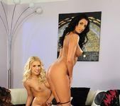 Dirty Lesbians Brandy Smile & Melissa Ria - Lezbo Honeys 9