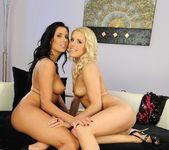 Dirty Lesbians Brandy Smile & Melissa Ria - Lezbo Honeys 20
