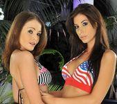 Nelly Sullivan & Ashley Brooke Playing Lesbians - Lezbo Hone 7