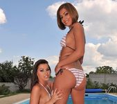 Cindy Hope & Cipriana Playing Lesbians - Lezbo Honeys 5