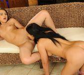 Lana S & Baby Sky Toying Lesbians - Lezbo Honeys 8