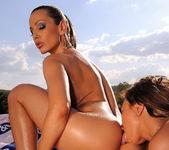 Sandy & Natalia Forrest Playing Lesbians - Lezbo Honeys 20