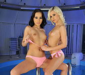 Lesbian Action with Sonia Red & Dido - Lezbo Honeys 2