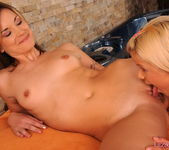 Pussy Licking with Carolin & Bianka - Lezbo Honeys 11