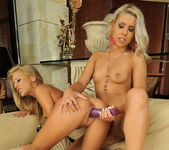 Lesbian Action with Anita Pearl & Brandy Smile 15
