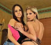 Dirty Lesbians Bambi & Aleksa - Lezbo Honeys 2