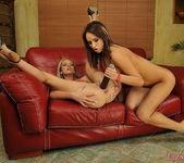 Dirty Lesbians Bambi & Aleksa - Lezbo Honeys 18