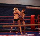 Diana Stewart VS Larah 6