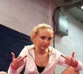 Nikky Thorne VS Nataly Von 2