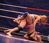 Nikky Thorne VS Nataly Von 11