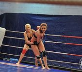 Angel Rivas VS Niky Gold 9