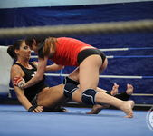 Eliska Cross vs Lisa Sparkle 5