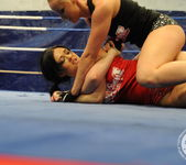 Kathia Nobili vs Angell Summers 8