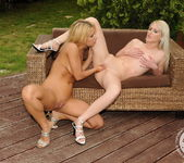 Blond Cat, Nikky Thorne 16