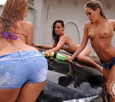 Sandy, Cindy Hope, Aleksa Diamond 3