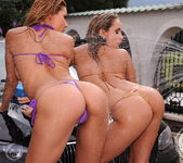 Sandy, Cindy Hope, Aleksa Diamond 10