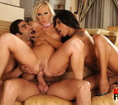 Anal FFM Threesome with Bea Stiel & Yoha 8