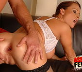 Anal sex with Katy Parker 16