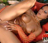 Anal sex with Kyra Black 6