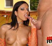 Anal sex with Kyra Black 7