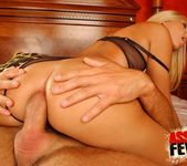 Anal sex with Kinga W. 17