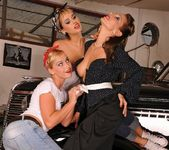 Sandy, Kathia, Aleska - Club Sandy 9