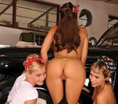 Sandy, Kathia, Aleska - Club Sandy 20