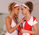 Sophie Moone, Cindy Hope - Club Sandy 2
