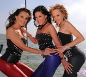 Sandy, Blue Angel, Madison Parker 5